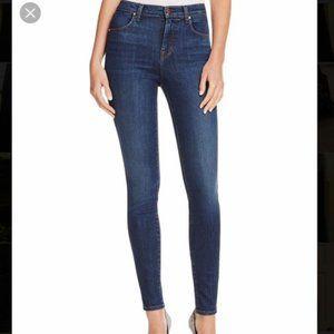 J. Brand High Rise Maria Skinny Jeans NWOT